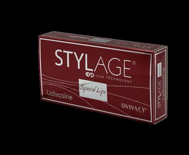 Stylage Spezial Lips Lidocaine