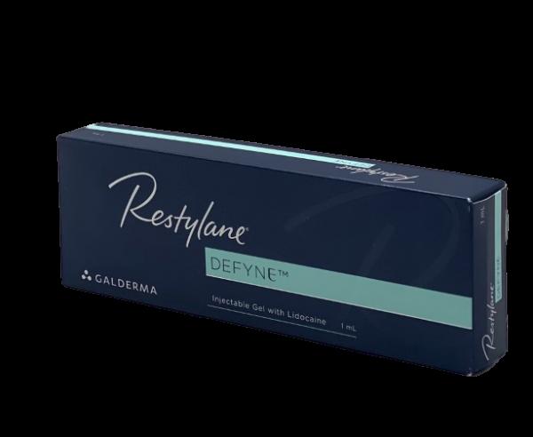 Restylane Defyne Lidocaine