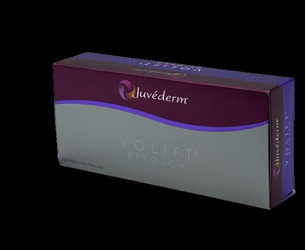 Juvederm Volift Retouch Lidocaine